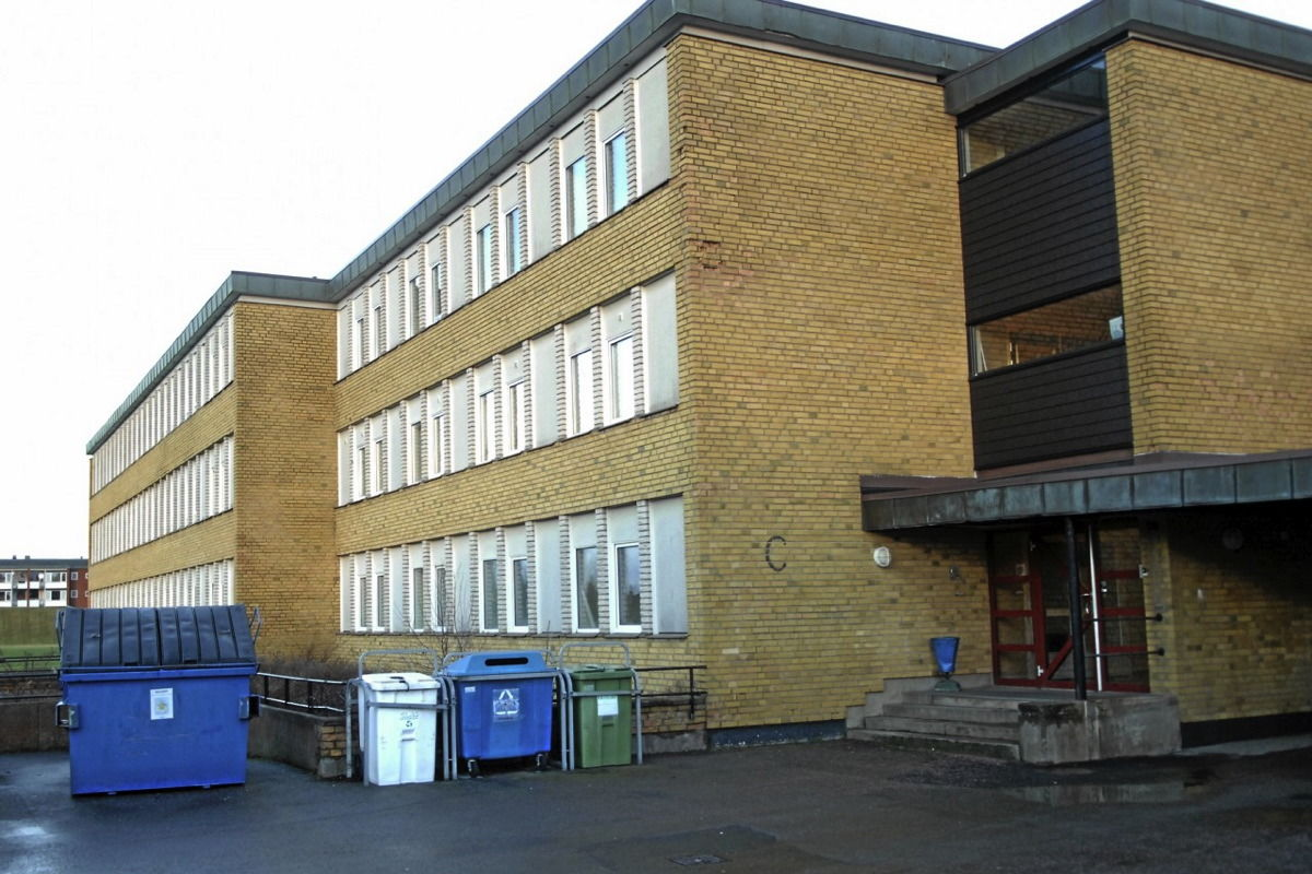 Östboskolan Hus B & Hus C