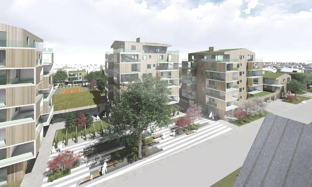 Hofs Park – Etapp 1